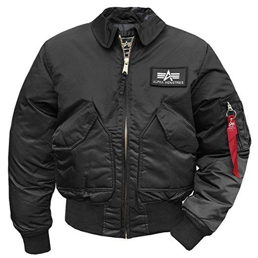 alpha industries cwu 45p chaquetas de aviador. Black Bedroom Furniture Sets. Home Design Ideas
